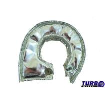 Turbo hővédő T04 Ezüst